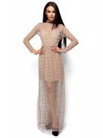 Сукня «Маніша» бежевого кольору