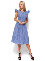 Сукня «Регіна» синього кольору