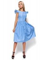 Сукня «Регіна» блакитного кольору