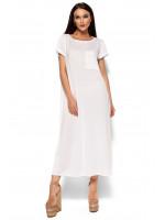 Платье «Гвинет» белого цвета