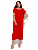 Платье «Гвинет» красного цвета
