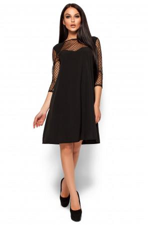 Сукня «Ріна» чорного кольору