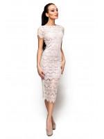 Сукня «Меліс» молочного кольору