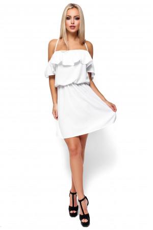 Сукня «Діна» білого кольору