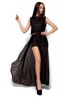 Сукня «Тенеріфе» чорного кольору