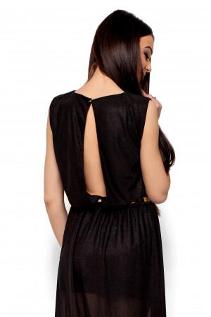 Платье «Тенерифе» черного цвета