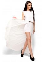 Сукня «Тенеріфе» білого кольору