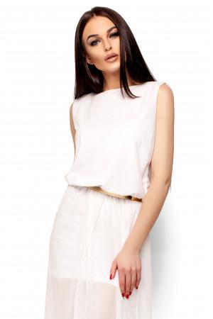 Платье «Тенерифе» белого цвета
