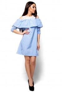 Сукня «Стенлі» блакитного кольору
