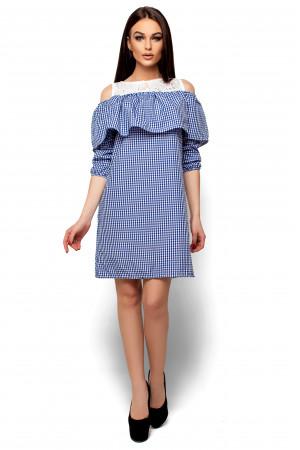 Сукня «Стенлі» синього кольору