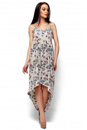 Платье «Танзания» ментолового цвета