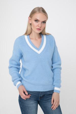 Джемпер «Брунгільда» блакитного кольору
