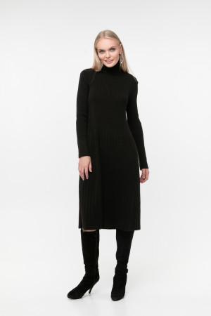 Платье «Артемия» черного цвета