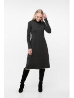 Сукня «Артемія» темно-сірого кольору