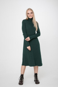 Сукня «Артемія» темно-зеленого кольору