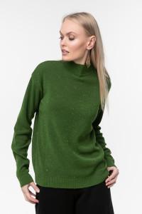 Джемпер «Капріс» зеленого кольору