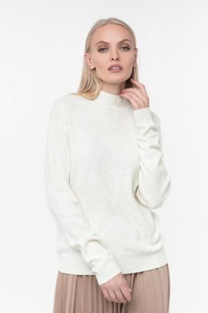 Джемпер «Капріс» білого кольору