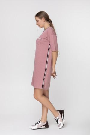 Сукня «Талант» кольору пудри