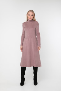 Сукня «Артемія»  кольору марсала