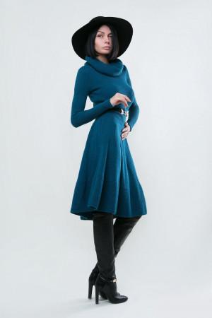 Сукня «Мері» кольору морської хвилі