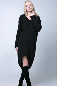 Сукня «Штеффі» чорного кольору