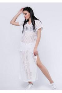 Туніка «Бірма» білого кольору