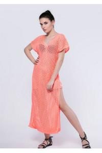 Туника «Бирма» кораллового цвета