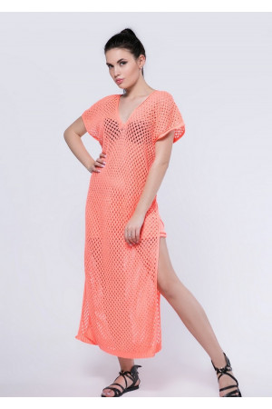 Туніка «Бірма» коралового кольору
