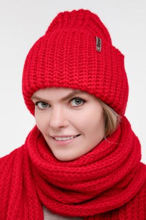 Комплект «Лібе» червоного кольору