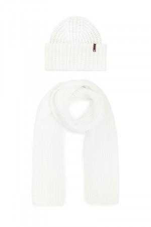 Комплект «Либе» белого цвета