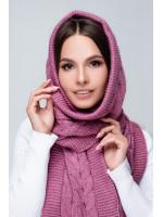 Шапка «Ролекс» рожевого кольору