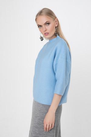 Джемпер «Еллі» блакитного кольору
