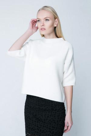 Джемпер «Еллі» білого кольору