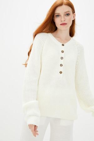 Джемпер «Кантрі» білого кольору