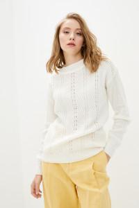 Джемпер «Глициния» белого цвета