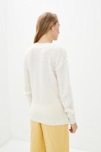 Джемпер «Гліцинія» білого кольору