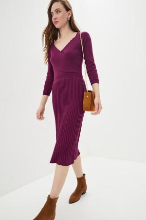Сукня «Діляра» кольору фуксії