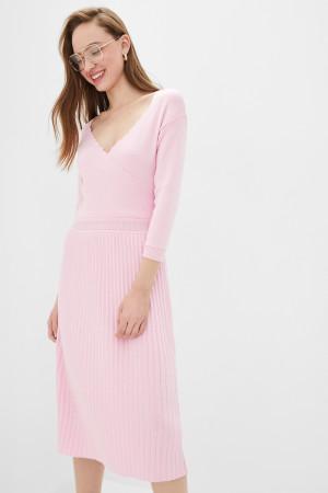 Сукня «Діляра» кольору пудри