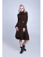 Сукня «Мері» коричневого кольору