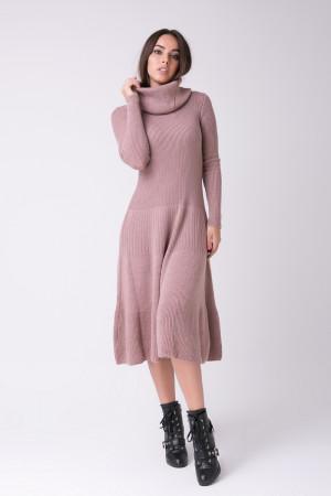 Сукня «Мері» кольору марсала