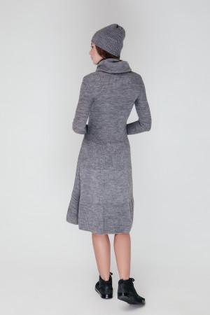 Сукня «Мері» сірого кольору