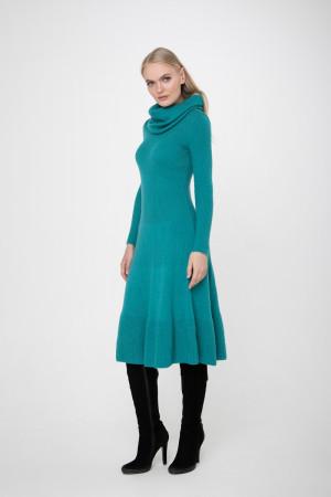 Платье «Мери» цвета петроль