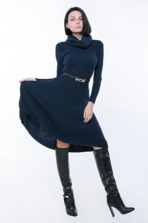 Сукня «Мері» темно-синього кольору