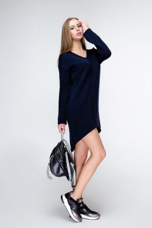 Сукня «Штеффі» темно-синього кольору