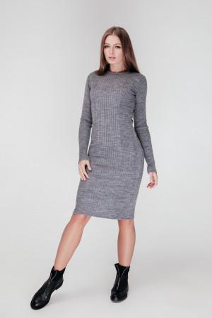 Сукня «Лена» сірого кольору