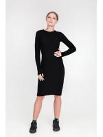 Платье «Лена» черного цвета