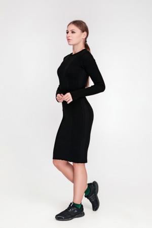 Сукня «Лена» чорного кольору