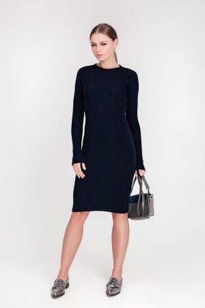 Сукня «Лена» темно-синього кольору