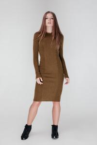 Сукня «Лена» кольору хакі