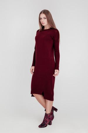 Сукня «Мальме» кольору бордо
